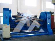 Twin-Support Lifting Tilter